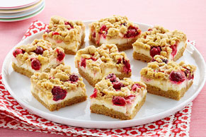 Apple-Cranberry Crumb Bars