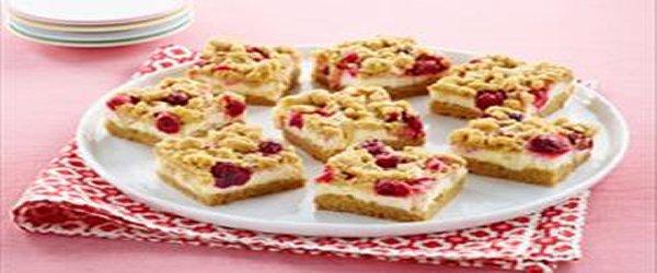 Apple-Cranberry Crumb Bars