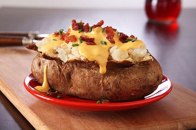 VELVEETA Jalapeno Baked Potatoes Image 1