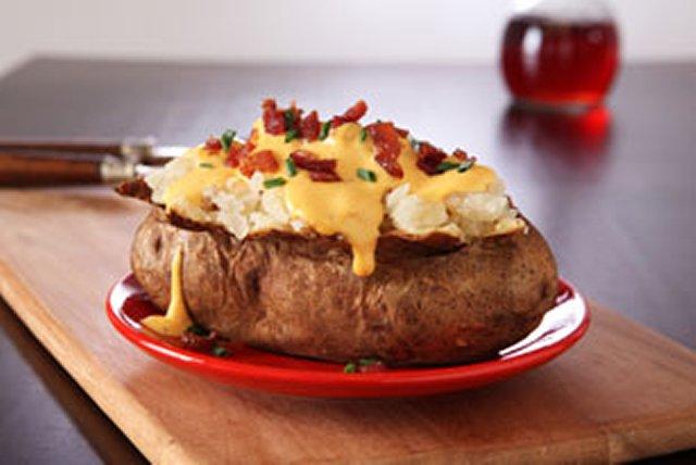 Pommes de terre au four à saveur de jalapeno Image 1