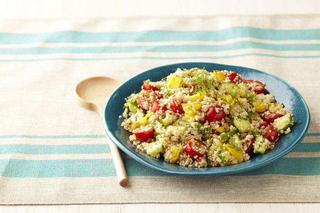 Greek Quinoa Salad Image 1