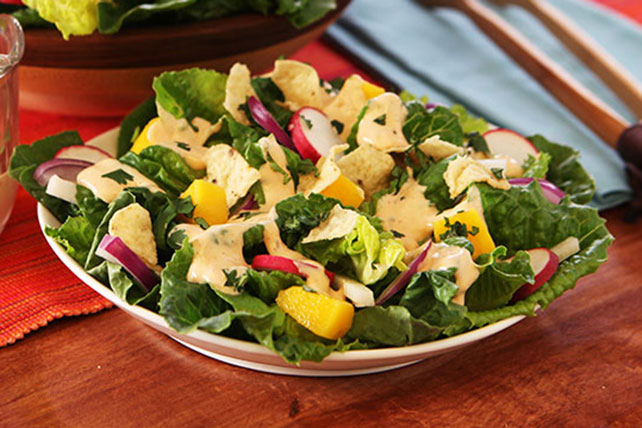 Southwest Ranch Salad Image 1