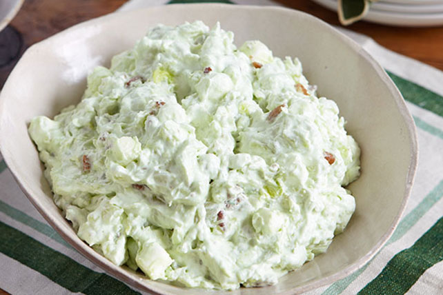 Cranberry Watergate Salad Image 1