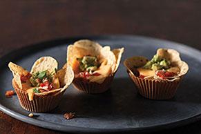 Tacitas de nachos