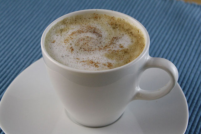 Cinnamon-Spiced Latte Recipe