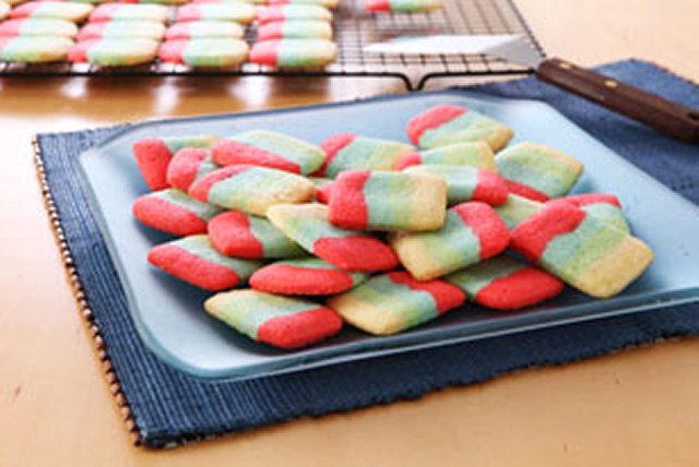 JELL-O Fruity Rainbow Cookies Image 1