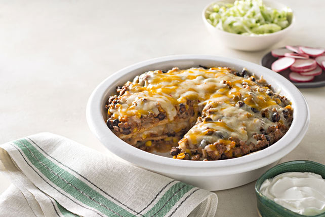 Easy Enchilada Pie Image 1
