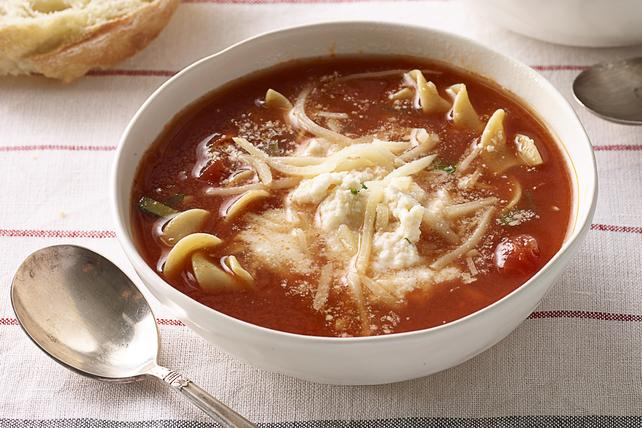 Soupe-lasagne Image 1