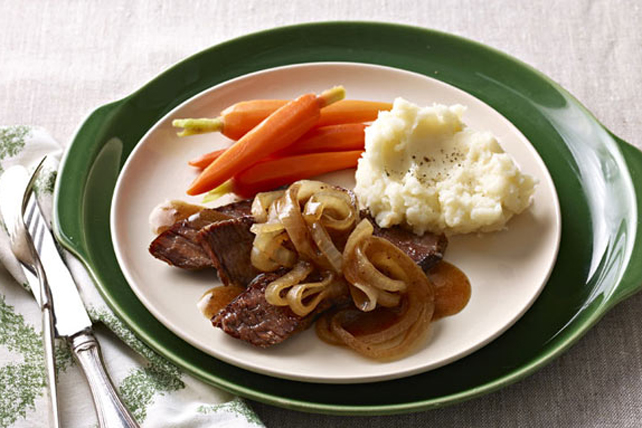 Slow-Cooker Home-Style Beef Image 1