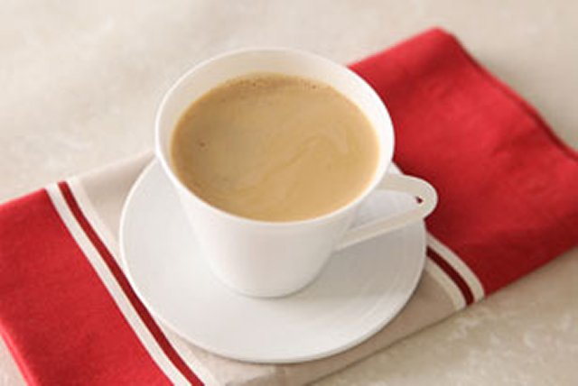 Creamy Eggnog Coffee