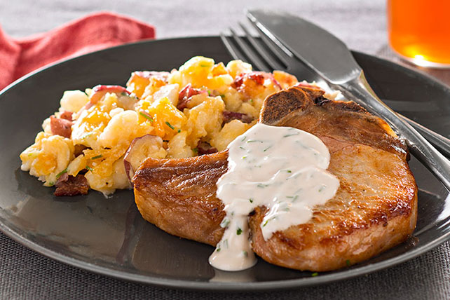 Spanish pork chop dinner recipes