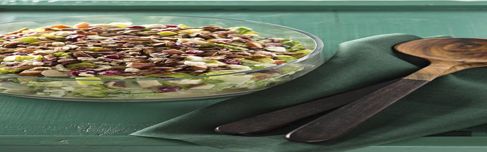 Festive Apple-Cranberry Salad