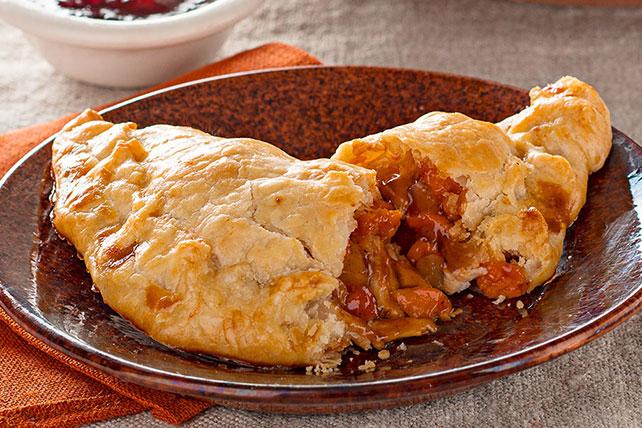 Empanadas de pavo con salsa BBQ y arándanos Image 1