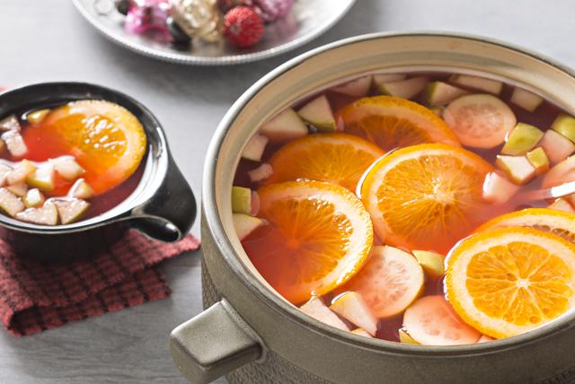 Ponche de tamarindo y fresa Image 1