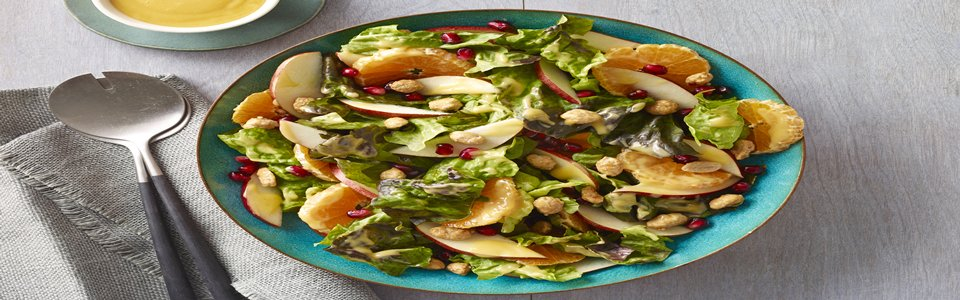 Pomegranate Pear Salad Image 1