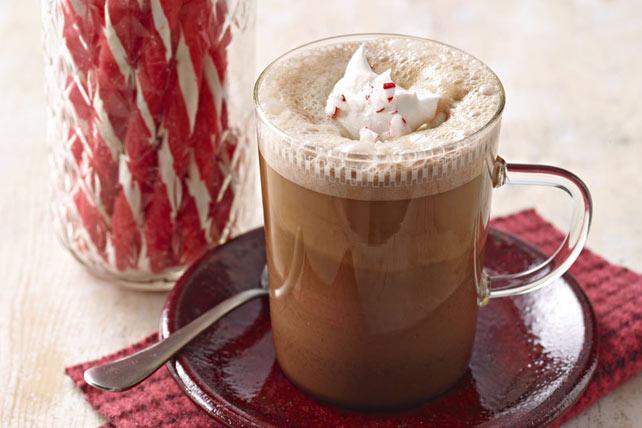 Café moka à la menthe poivrée Image 1