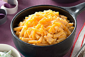 Dressed-Up Mac 'n Cheese