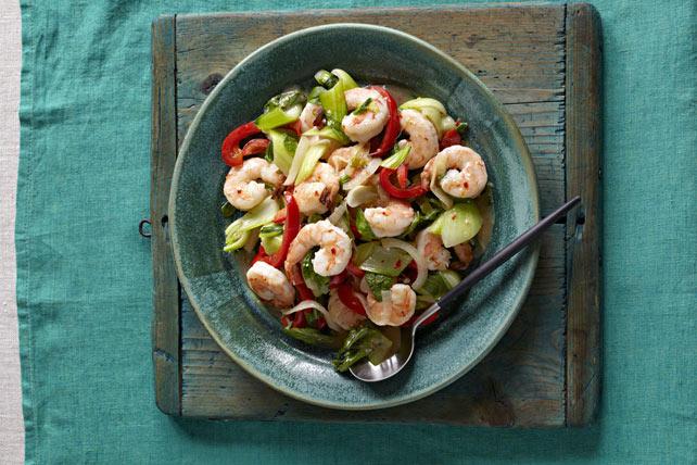 Shrimp & Bok Choy Stir-Fry Recipe - Kraft Canada