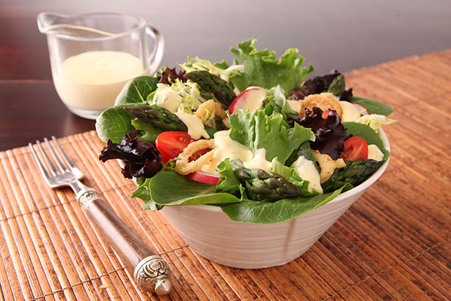 GREY POUPON Ranch Salad Image 1