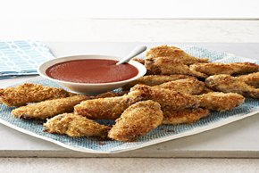 Chicken-Parmesan Wings