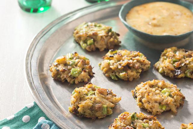 Mini Crab Cakes Image 1