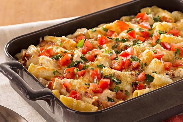 Monterey Chicken Pasta Bake Image 1