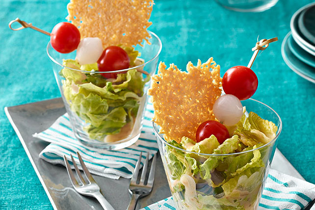 Caesar Salad Cocktail Image 1