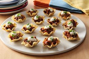 Tortilla Appetizer Bites