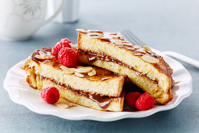 Chocolate-Stuffed French Toast Image 1