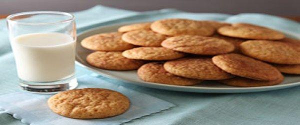 Vanilla Snickerdoodle Cookies