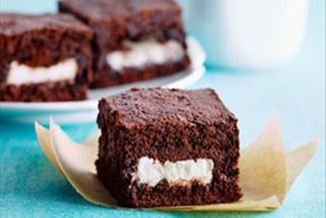 Chocolate-Mint Brownies Image 1