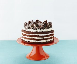Triple-Chocolate Layer Cake