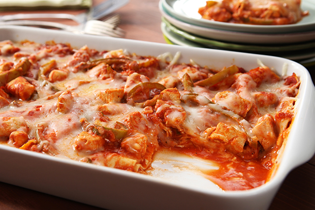 Everyday Easy Chicken Lasagna Image 1