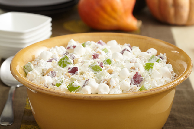 Easy Taffy Apple Salad Image 1