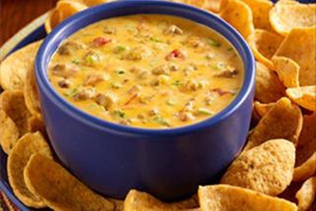 Chorizo Queso Dip Image 1