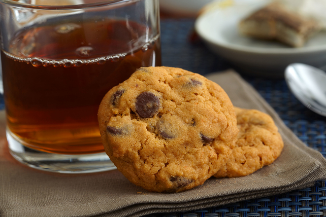 Pumpkin Spice Pudding Cookies Image 1