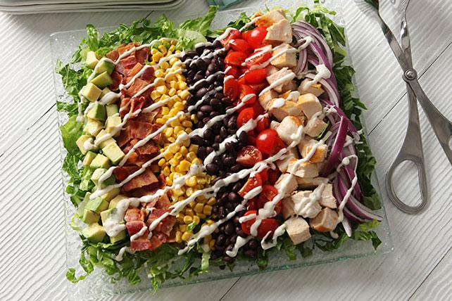 Rainbow Chopped Salad Image 1