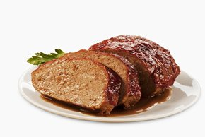 Honey-BBQ Meatloaf with a Kick Image 2