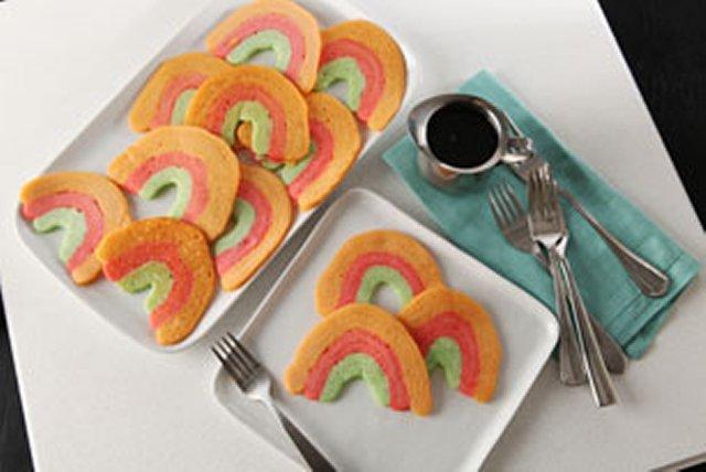 Rainbow Pancakes Image 1