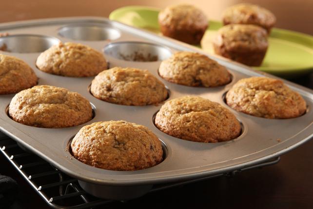 Banana Bread Muffins Image 1
