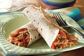 15-Minute Soft Chicken Tacos