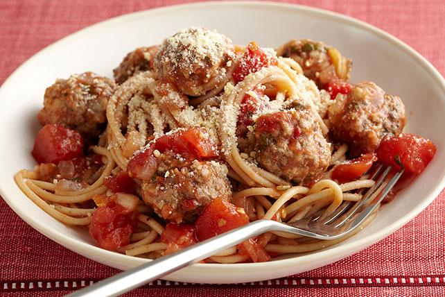 Meatballs & Spaghetti Image 1
