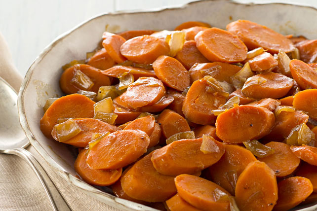 Caramelized Carrots & Onions Image 1