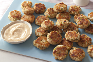 Mini Tuna Appetizer Cakes