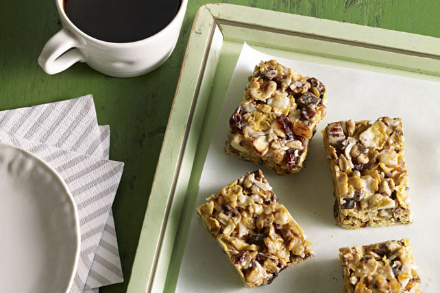 Chewy Granola Bars Image 1