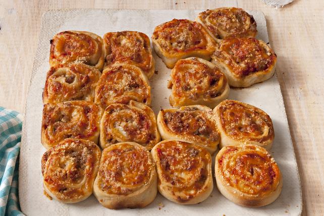 Pizza briochée Image 1