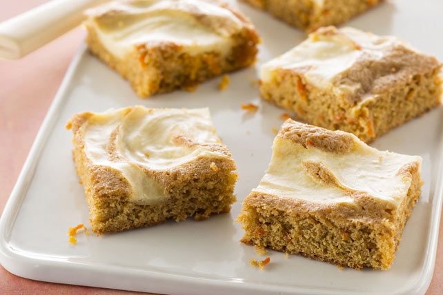 Carrot Cake Bars Image 1