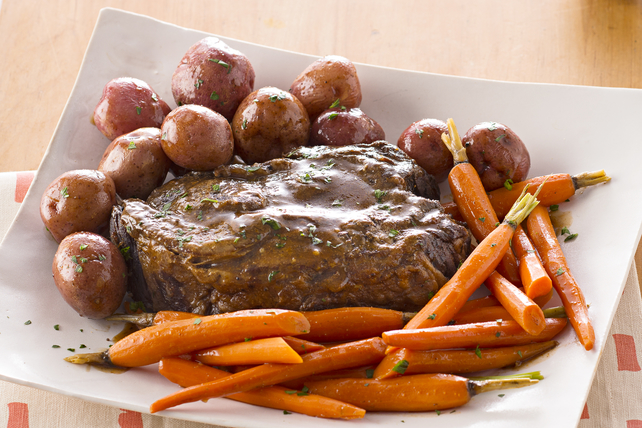 BBQ Pot Roast Image 1