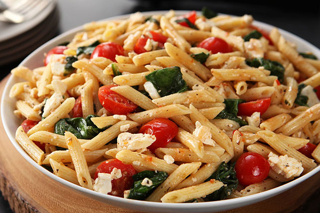 20-Minute One-Pot Pasta Primavera - Kraft Recipes