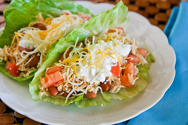 Slow-Cooker Chicken Tacos Image 1